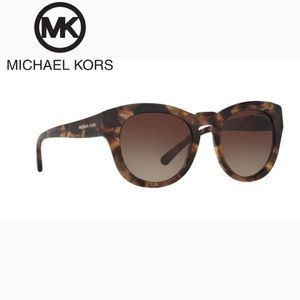 Michael Kors Summer Breeze 50mm Rounded Sunglasses